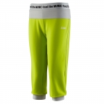 Zumba Maxin' and relaxin' Capri pants Green